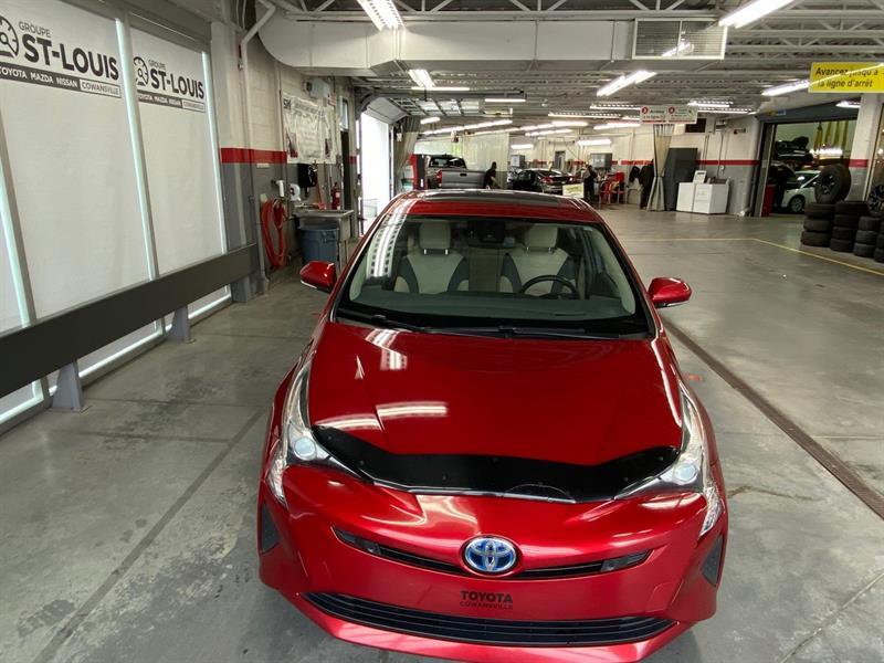 toyota Prius 2017 - 7