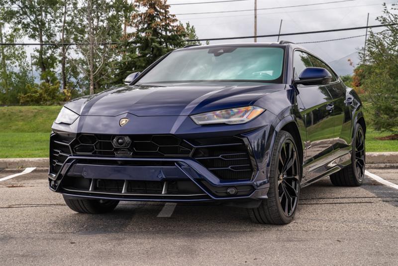 Lamborghini Urus 2