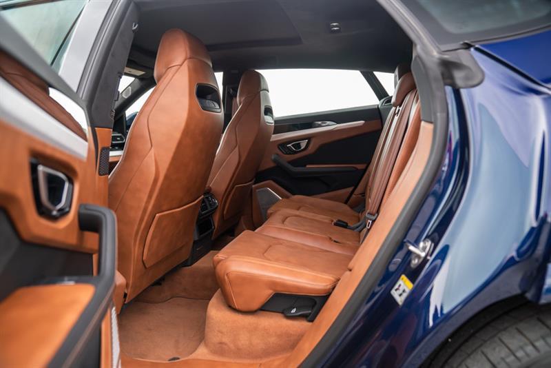 Lamborghini Urus 11
