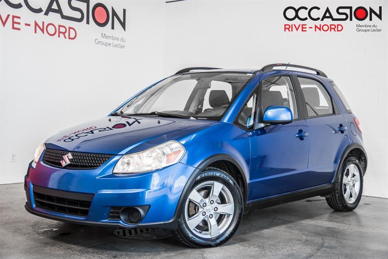 2012 Suzuki SX4 Automatique JX 4x4 Garantie 1