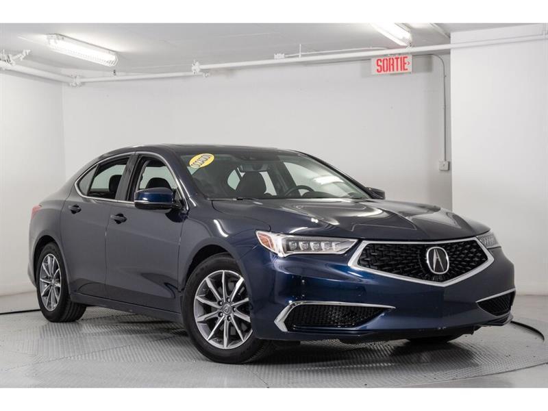 2018 Acura TLX TECH   * GPS * CUIR * TOIT OUV