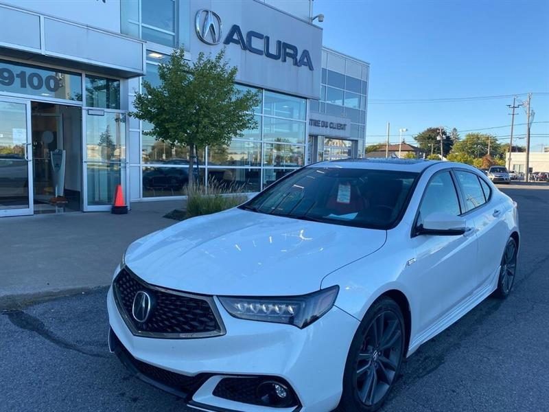 2020 Acura TLX Tech A-Spec *CUIR ROUGE*GPS*SI