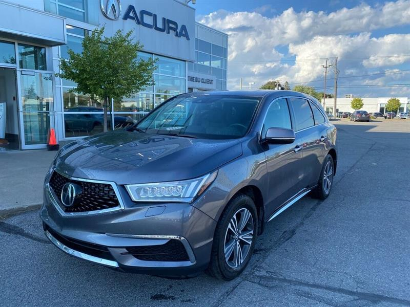 Acura MDX 2018 3.5L SH-AWD*SIÉGES CHAUFFANTS*