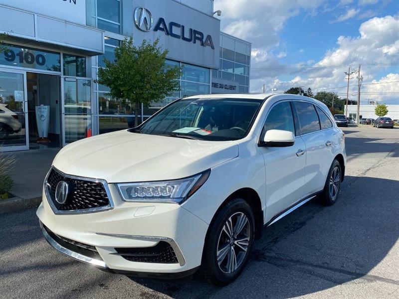 Acura MDX 2017 3.5L SH-AWD *TOIT OUVRANT*SIÉG