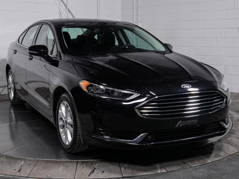 Ford Fusion 2020 SEL Hybride A/C Mags Sièges Ch