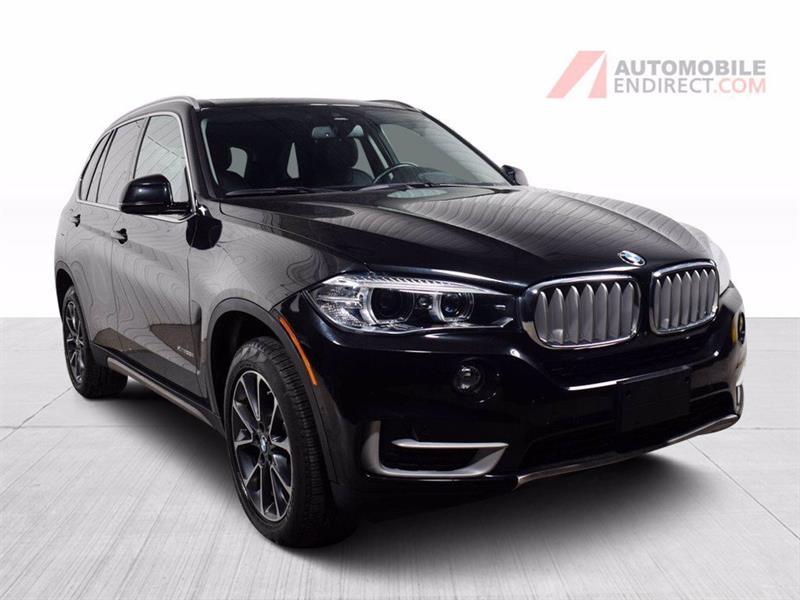 BMW X5 2018 35i xDrive Cuir Toit Pano GPS