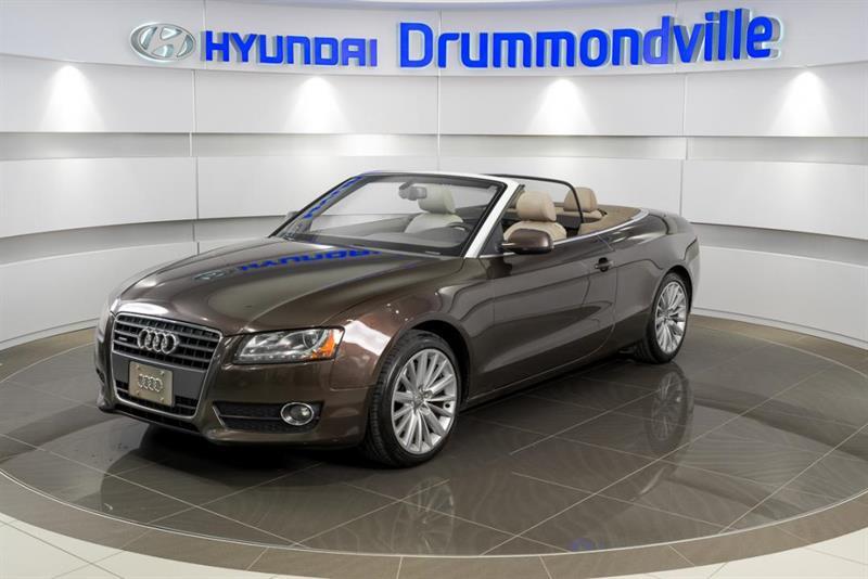 Audi A5 2011 PREMIUM PLUS QUATTRO + NAVI +