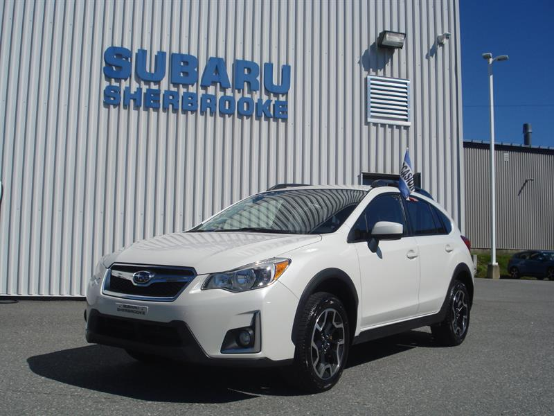 Subaru Crosstrek 2017 Touring