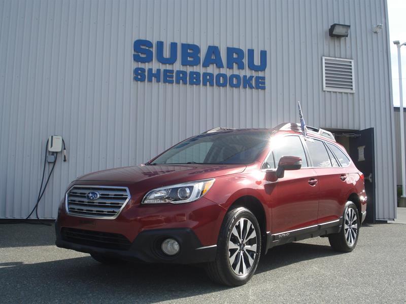 Subaru Outback 2017 2.5i Limited