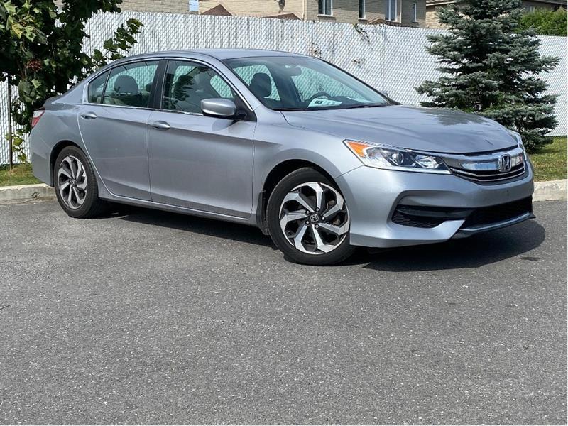 Honda Accord 2017 LX ** SIÈGES CHAUFFANTS, BLUET