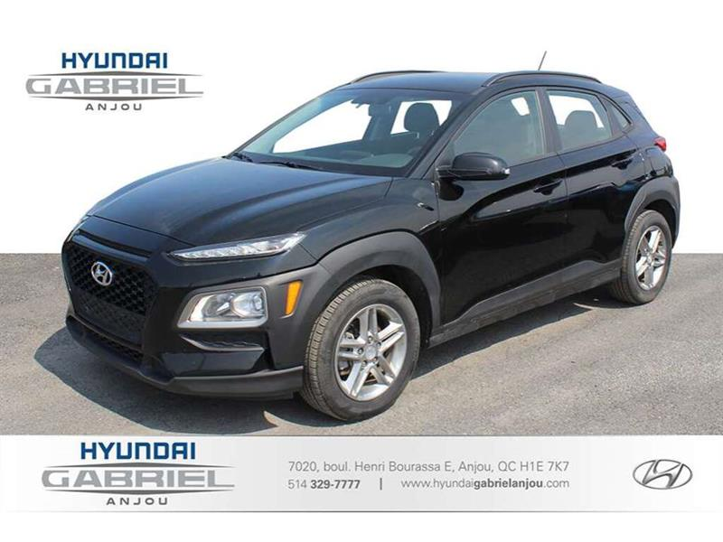Hyundai Kona 2019 ESSENTIAL FWD JAMAIS ACCIDENTE