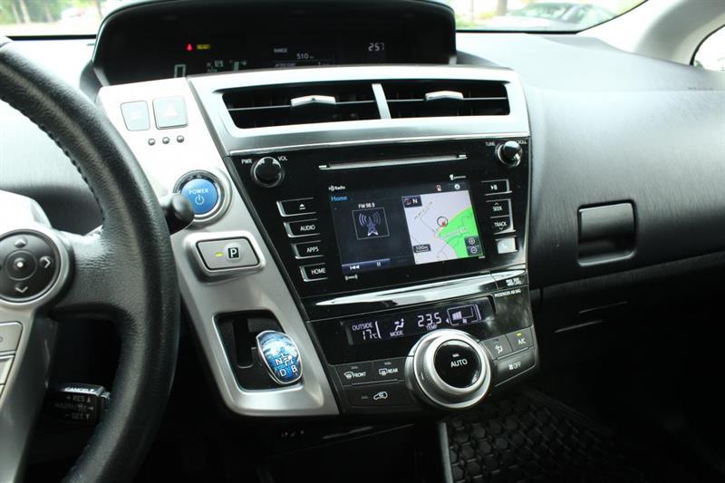 toyota Prius V 2018 - 15