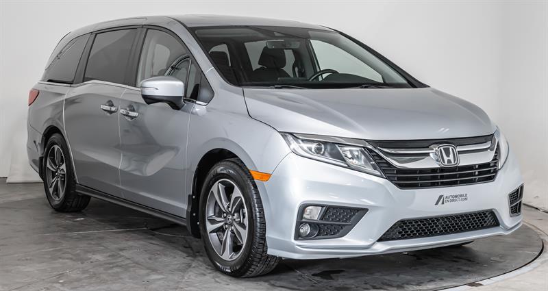 Honda Odyssey 2018 EX A/C Mags Toit 8 Places Sièg