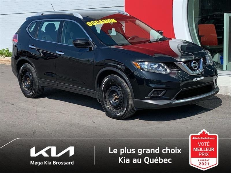 Nissan Rogue 2016 S FWD ** BLUETOOTH, CAMERA DE