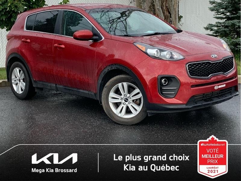 Kia Sportage 2017 LX*2.99%*Sièges chauffant, Cam