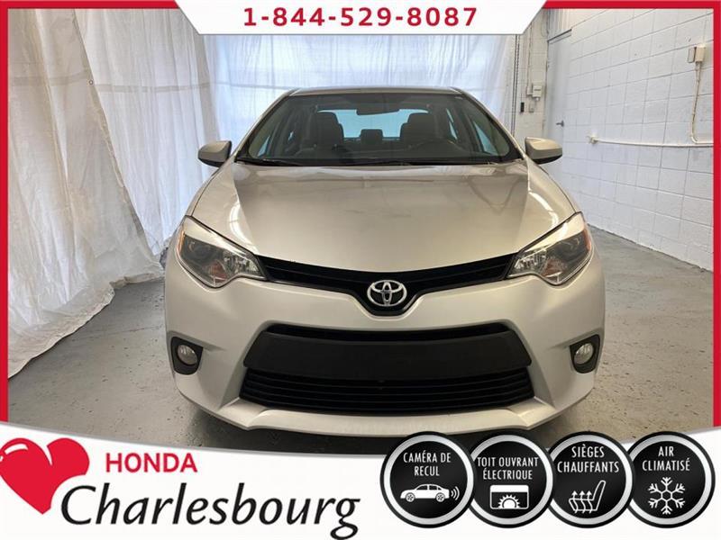 Toyota Corolla 3