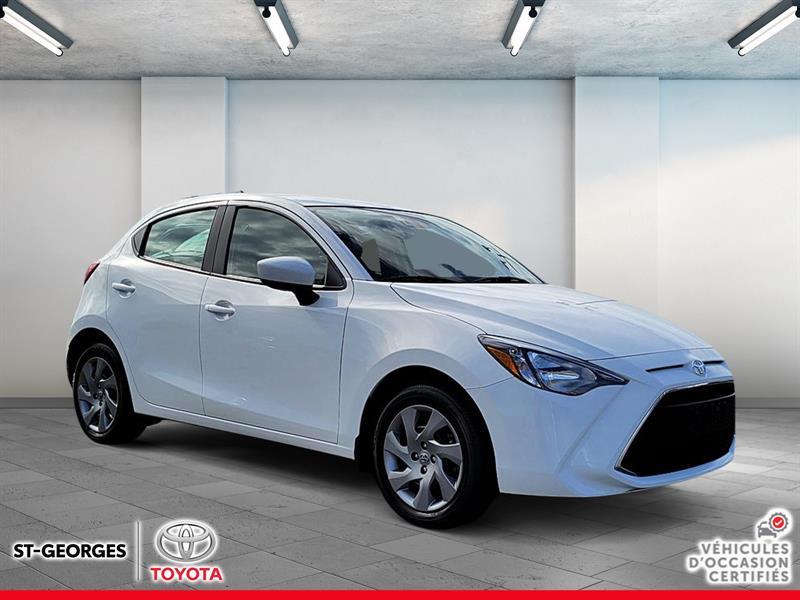 Toyota Yaris 2020 BASE / MANUELLE
