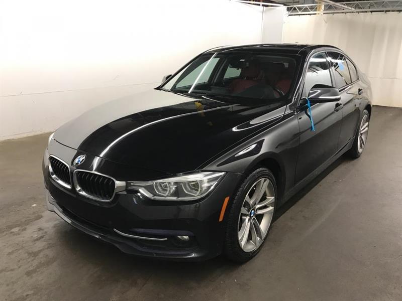 2017 BMW 3 Series Sedan