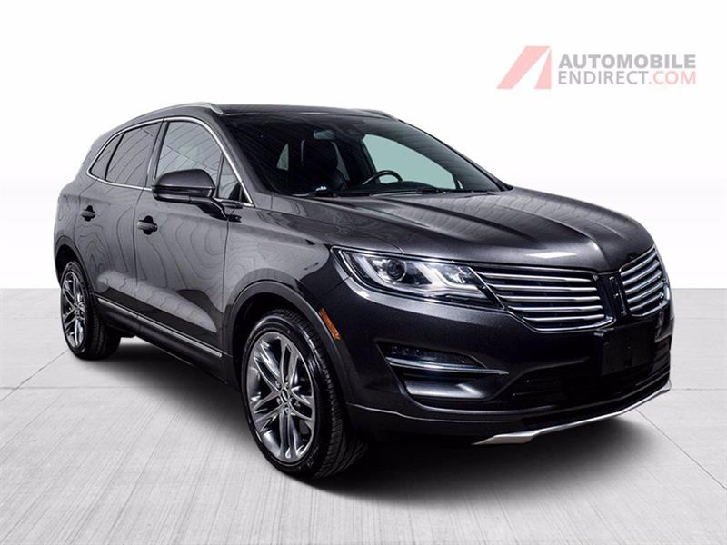 2017 Lincoln MKC RESERVE AWD CUIR TOIT GPS