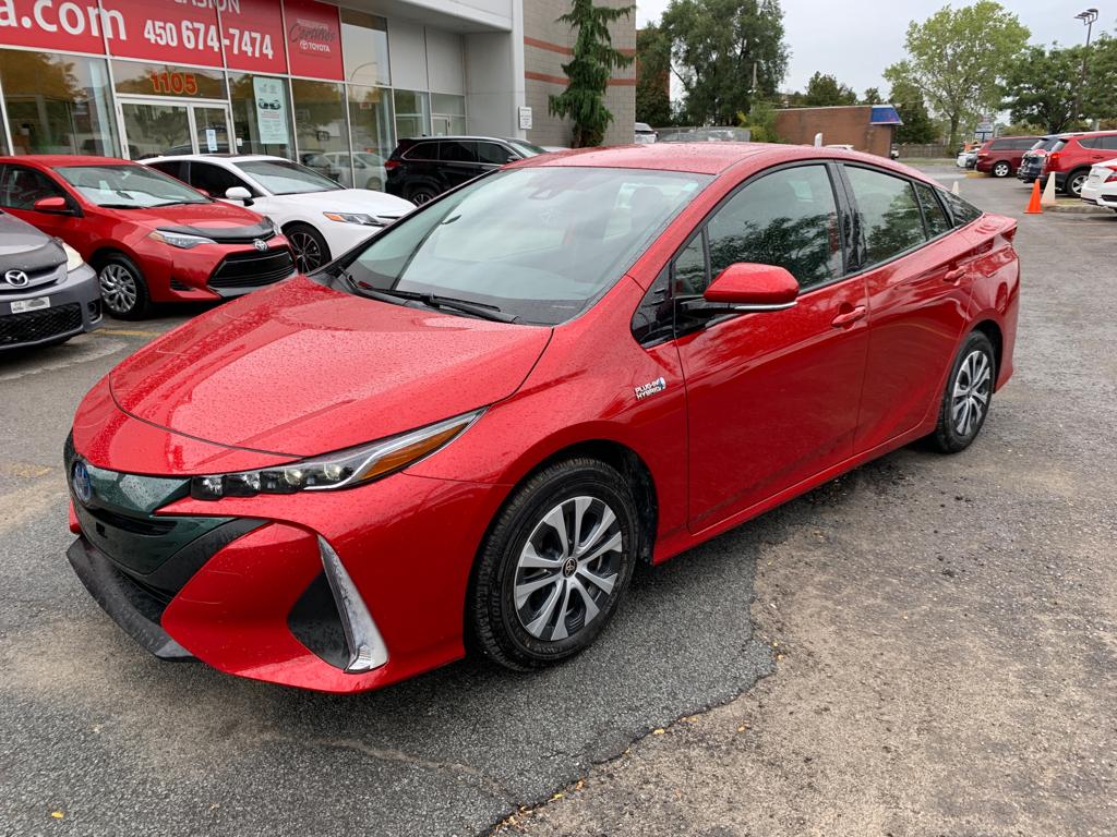 Toyota Prius Prime 1