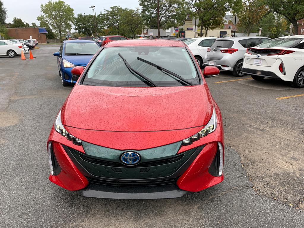 Toyota Prius Prime 4