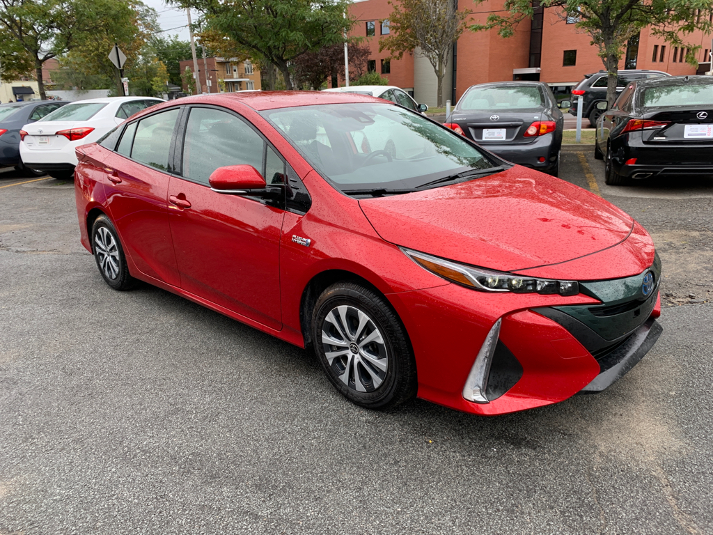 Toyota Prius Prime 9
