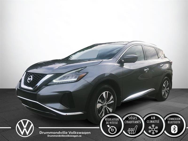 Nissan Murano 2021 SV AWD   SEULEMENT 2300KM !!!