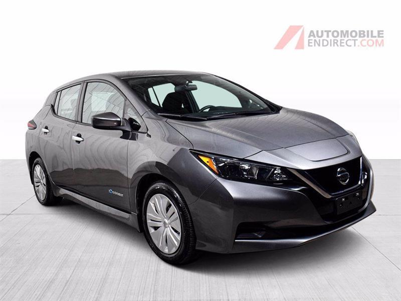 Nissan LEAF 2018 S Électrique Charge Rapide A/C