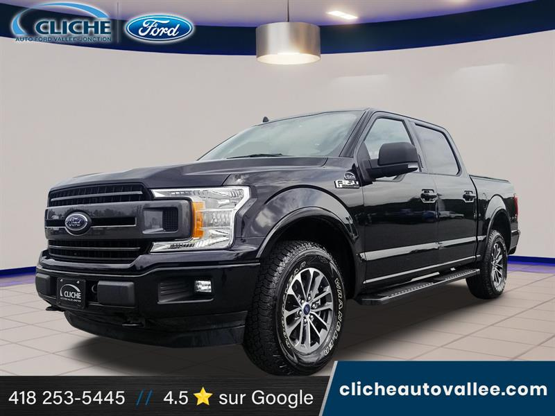 Ford F-150 2019 XLT, SPORT, CREW, ECOBOOST, TO