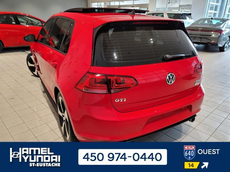 Volkswagen GTI 4