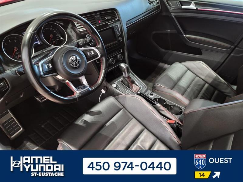 Volkswagen GTI 12