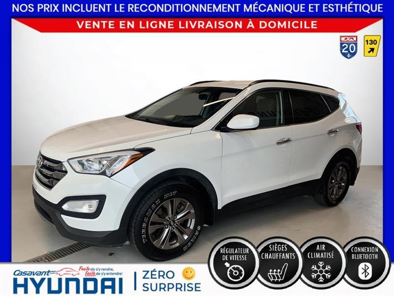 2016 Hyundai  Santa Fe 2.4L  TA