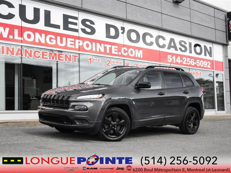 Jeep Cherokee 2017 FWD 4dr Altitude