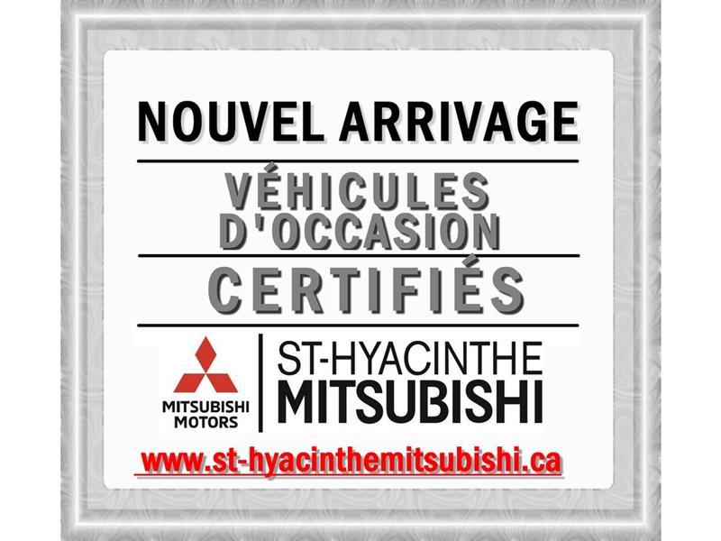 2015 Mitsubishi  Mirage ES  PLUS CVT
