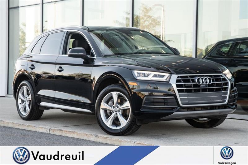 Audi Q5 2018 Progressiv * CAM 360 * 19 POUC