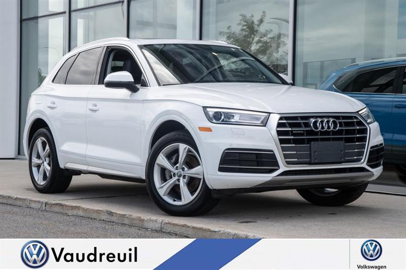 Audi Q5 2018 Progressiv * TOIT PANO * 19 PO
