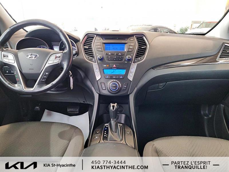 Hyundai Santa Fe XL 10