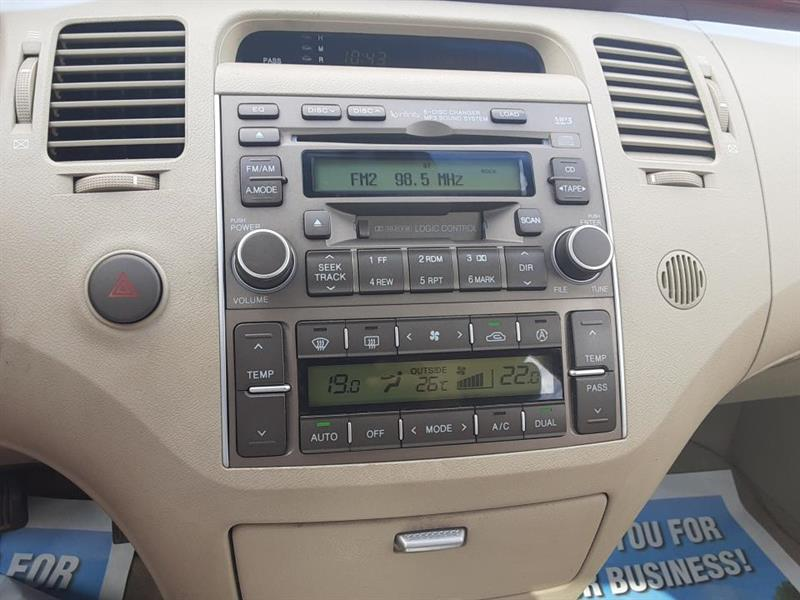 Hyundai Azera 11