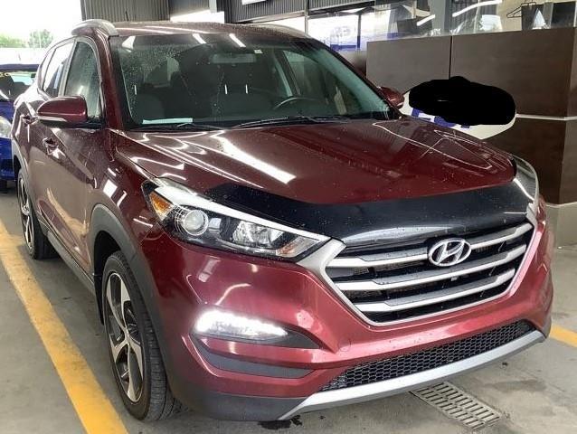 Hyundai Tucson 1