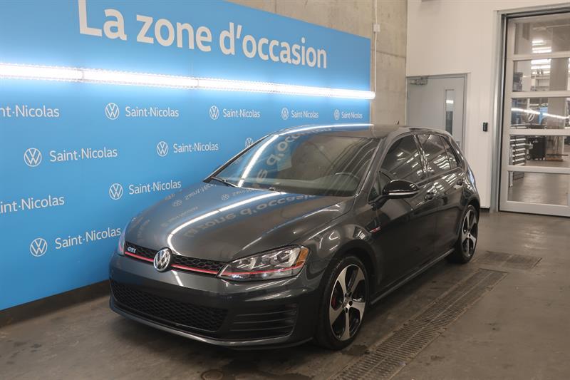 Volkswagen Gti 2017