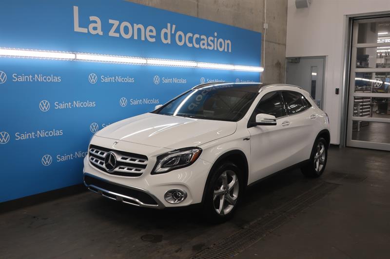 Mercedes-Benz GLA 2020 GLA 250 4MATIC