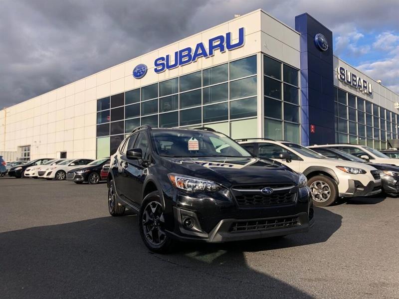 Subaru Crosstrek 2020 Commodité avec Ensemble Techno