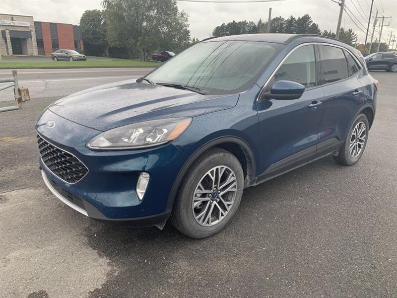 Ford Escape 2020 SEL TI