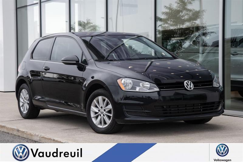 Volkswagen Golf 2017 1.8 TSI Trendline *** Réservé