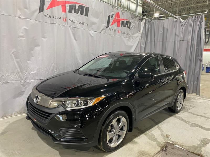 Honda HR-V 2020 LX 2WD CVT