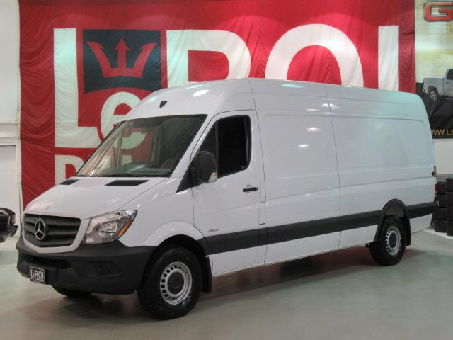 2015 mercedes benz sprinter cargo vans 2500 v6 170 high for 2015 mercedes benz 2500 high roof