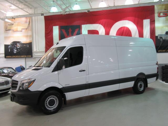 2015 mercedes benz sprinter cargo vans 2500 v6 170 high roof w sleeper used for sale in saint. Black Bedroom Furniture Sets. Home Design Ideas