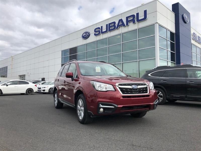 Subaru Forester 2017 Commodité 2.5I