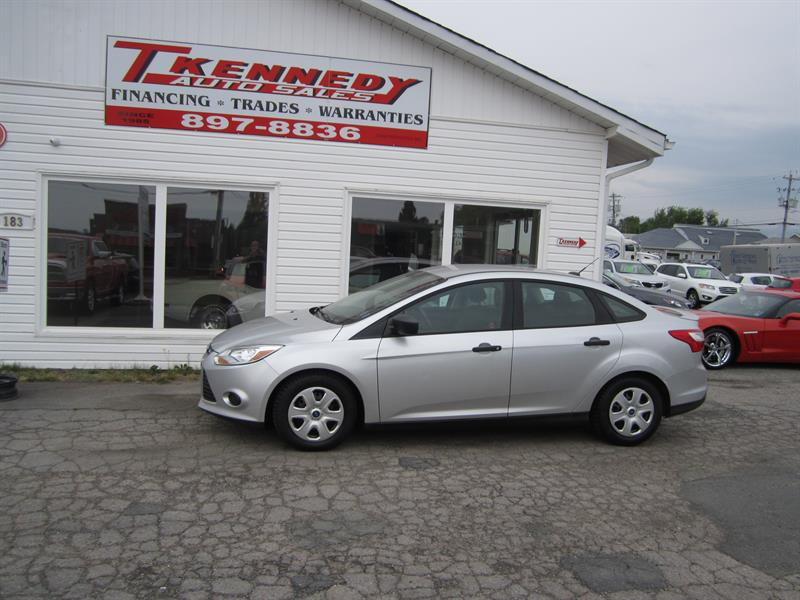 2012 Ford Focus 4dr Sdn S #223145