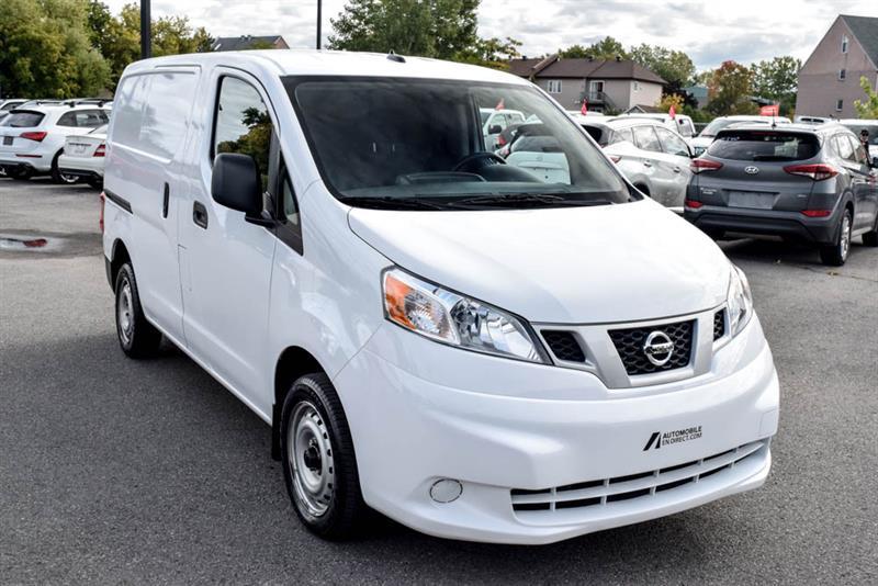 Nissan NV 2020 2.5 S A/C Caméra Bluetooth